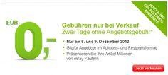 Sonderaktion bei eBay Österreich - http://www.onlinemarktplatz.de/32898/sonderaktion-bei-ebay-osterreich-34/