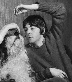 Paul Mccartney, Martha My Dear, My First Crush, My Youth, I Am Grateful, Forever Love, The Beatles, My Life, Couple Photos