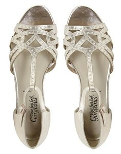 Image 3 ofNew Look Flame Studded Caged Flat Sandals