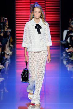 Elie Saab Paris Fashion Week primavera verano 2016
