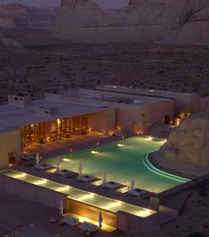 Amangiri in Canyon Point, Utah