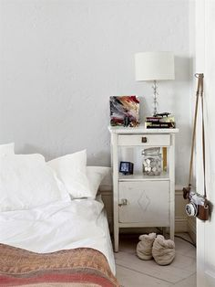 A faded palette: A gorgeous one bedroom apartment