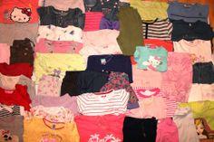 5 kg I-II osztályú angol gyermekruha csomag, 56-152 -es méretig, lány csomag.Csak csajos rucik .  A ruhák mosva, vasalva nincsenek!  Folt, bolyhosság, apróbb hibák jellemzik a ruhákat. Csomag ára : 5.000 Ft Postázás ára: 940 Ft   Csomag azonosító száma:18  http://www.minivarazs.hu/nagykereskedes_214/5_kg_i_ii_osztalyu_angol_gyermekruha_csomag_883