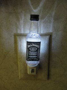 Jack Daniel's Night Light by MRLEnterprises on Etsy