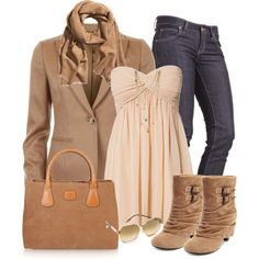 """""""Cruisin' in Camel"""" by debbie-probst on Polyvore"""