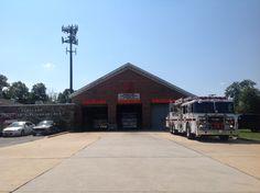 Prince George's County Station 33, Engine 833, Tower 833. Kentland, MD.