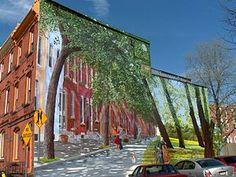 Philadelphia's Murals: The Philadelphia Mural Arts Program Changes ...