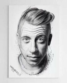 Macklemore art