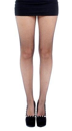 be6157c5ee9 Classic Black Fishnet Tightsplus Sizepamela Mannxl 2Xl 3Xlsize 16 To 32   ebay  Fashion Fishnet