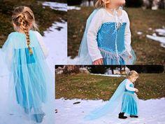 Two-many: Queen Elsa - Frozen Inspired