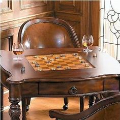 This table is going in the man-cave..