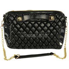 $10.18Women's PU Leather Diamond-type lattice Shoulder Bag/ HandBag