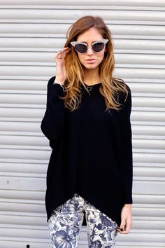 on the list: more embellished sunnies