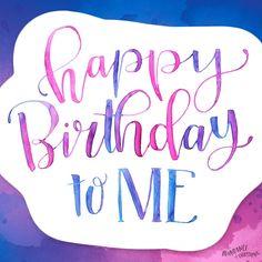 Birthday wishes for myself happy birthday birthdays and happy happy birthday to me m4hsunfo