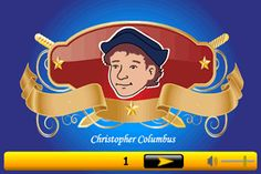 Week 1.   Christopher Columbus.  Animated Biographies «