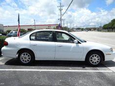 Chevrolet Malibu LS '97 For Sale in Florida — $2490