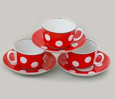 teacups pots and saucers - Google Search