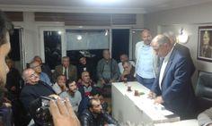 Ahde Vefa 78 İstanbul Birliğinde Ümit Özdağ Konferansı | Haberhan Siyasi Güncel Haber Sitesi