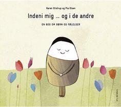 Pia Olsen børn følelser empati børnebog illustration