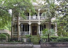 Savannah Historic District - Savannah
