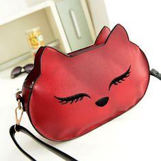 Big Mango Multipurpose Fashion Girl Shoulder Bag Personality Small Size Bag Cute Cat satchel for Key Photo Credentials Cards Makeup and Cellphone (Red) Big Mango http://www.amazon.com/dp/B00KF6GOJ0/ref=cm_sw_r_pi_dp_3DXUvb1XB1AF4