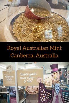 Royal Canberra Mint, ACT, Australia