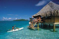 Bora Bora/Tahiti....a lovely place