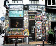 The Bulldog Cafe in Amsterdam...the best time I can't remember...LOL...jk....been there, done that, got the t-shirt