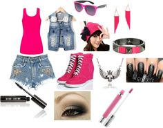 A fashion look from August 2012 featuring pima cotton shirts, button vest and wedge high tops. Browse and shop related looks. Little Mix Outfits, Little Mix Style, Perrie Edwards Style, Wedge High Tops, Inspired Outfits, Unique Outfits, Get The Look, Cloths, Fashion Looks