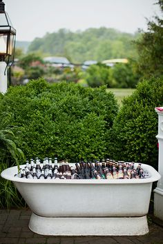 drink cooler...love, LoVe, LOVE this idea!!