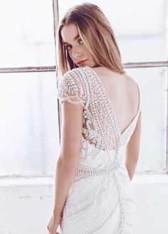 Florence by Anna Campbell available at The Bridal Atelier SYDNEY www.thebridalatelier.com.au @thebridalatelier #sheisthebridalatelierbride ||  With Love, TBA xo.