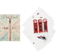 House by John Lewis Bridget Davies Postcards  http://www.johnlewis.com/