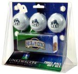 Utah Utes - 3 Ball Gift Pack with Hat Trick Divot ToolHat Trick Gift Pack This combination gift pack includes 3 collegiate logo'd LinksWalker ProVictory golf Georgia Southern Eagles, Southern Illinois, 3 Balls, Bottle Opener Keychain, Missouri Tigers, Kansas Jayhawks, Iowa Hawkeyes, Georgia Bulldogs, Golf Ball