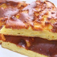 Légèreté & Gourmandises: Gateau aux pommes et à la compote (4 PP)