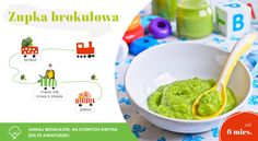 zupka brokułowa Guacamole, Food And Drink, Mexican, Ethnic Recipes, Baby, Newborn Babies, Infant, Baby Baby, Doll