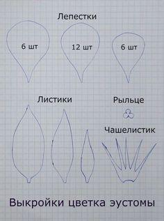 выкройка василька из фоамирана: 9 тыс изображений найдено в Яндекс.Картинках