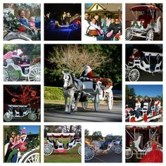 Holiday fun with Classic Carriage Company.