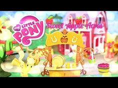 Doll Review: My Little Pony Sweet Apple Acres - YouTube