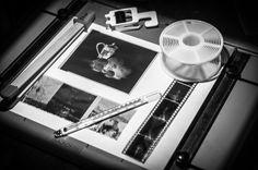 Darkroom still-life