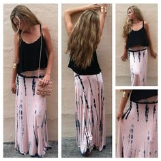 The Waikiki Skirt is great for long walks on the beach or just when your in need of that perfect skirt for the event. Hand wash of dry clean only