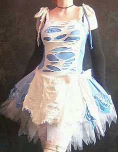 Vestido de criada de la princesa Cenicienta