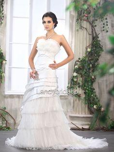 pick-up-sweetheart-brush-train-taffeta-white-wedding-dress-b12866-b.jpg (760×1013)
