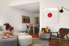 Apartamento na Lagoa (Foto: Juliano Colodeti / MCA Estúdio )