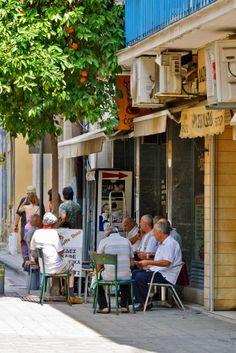 The Boys - Old Nicosia, Cyprus