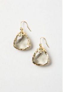 REVEL: Delicate Gold Earrings