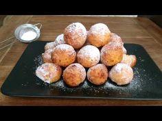 Gogosi pufoase si rapide cu branza | Katy's Food - YouTube