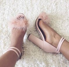 shoes heels pink high heels pumps sandals high heel sandals baby pink high heels pastel pink fluffy
