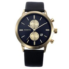 Men's Watches Watches Official Website Geneva Fashion Men Date Alloy Case Synthetic Leather Analog Quartz Sport Watch Mens Watches Top Brand Luxury Masculino Reloj #40 Unequal In Performance
