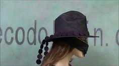 Sombreros      作者: angelina dionisio 110 本の動画   NEPブラックデニムhat☆ハット☆うちのジョニーディップを紹介Our Johnny Depp is introduced