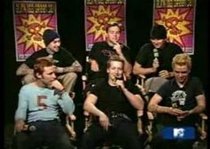 blink-182 with Green Day :) love both of those bands so much!